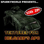 Click to download the 'APC Textures'