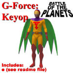 Click to download the 'G-Force: Keyop'