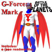 G-Force: Mark image