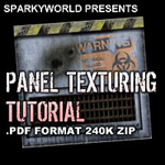 Click to download the 'Panel Texturing Tutorial V1.1'