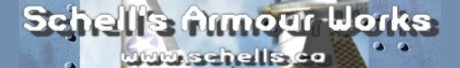 Schell's Armour Works - military models and more.