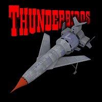 Thunderbird 1 figure 'ad image'