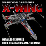 Click to download the 'X-Wing Texture'