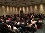 MegaCon 2015: a photo of the room; click for larger image.