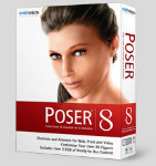 Click for more information about Poser 8 or to pre-order.