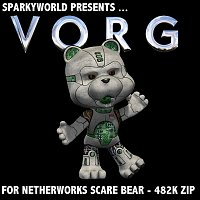 Click to download the 'Scare Bear:Vorg'