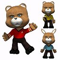 Click to download the 'Space Cadets For Netherworks Scare Bear'
