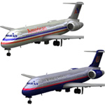 Click to download the 'Airliner 717 2-set 1'