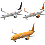 Click to download the 'Aircraft 737 3-set 1'