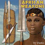 Click to download the 'African Weapons'