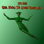 Click to download the 'Athena Girl From the Green Dimension'