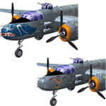 Click to download the 'Mitchell B25J Texture Add-On 1'