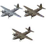 Click to download the 'B-26 Marauder Texture Add-On 1'