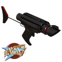 Click to download the 'Blakes 7 Federation Blaster'