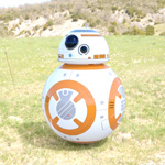 Click to download the 'BB-8 Astromech Droid (for DAZ Studio)'