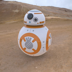 Click to download the 'BB-8 Astromech Droid (for Poser)'