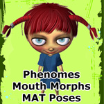 Click to download the 'Baby Zomb Phenomes and MAT Poses'