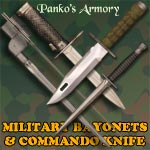 Click to download the 'Military Bayonets'