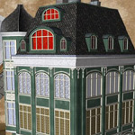 Click to download the 'Berlin House 1924 (for Poser)'