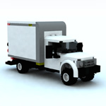 Click to download the 'Brick Box Truck (for Vue)'