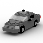 Click to download the 'Brick Car 1 (for Poser)'