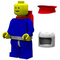 Brick Figure