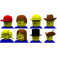 Brick Hats and Hair