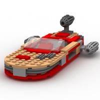Brick Landspeeder image