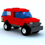 Click to download the 'Brick SUV (for Vue)'
