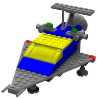 Brick Starship 924 image