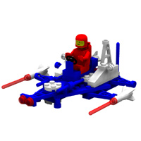 Brick Two-In-One Ship