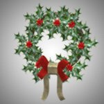 Click to download the 'Christmas Wreath (for Poser)'