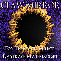 Click to download the 'Claw Mirror'