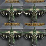 A7D/E Corsair II Texture Add-On 2
