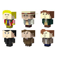Cubee Doctor Who Set 2 image