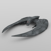 Click to download the 'Cylon Raider 2005 (for DAZ Studio)'