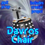 Click to download the 'Davros` Life Support Chair'