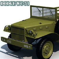 Click to download the 'DWC Truck (for Poser)'