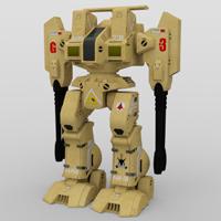 Defender Robot Mech DS image