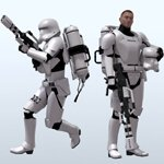 Click to download the 'First Order Flame Trooper Armor (M4)'