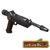 Click to download the 'Gamma World Laser Pistol refit'