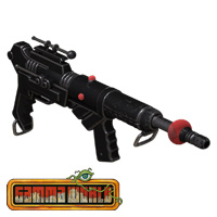 Click to download the 'Gamma World Mark IV-M Blaster Rifle refit'