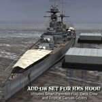Add-on Set for HMS Hood