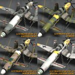 Click to download the 'JU-287 Staghund Texture Add-On 1'