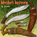 Click to download the 'Khukri Knives'