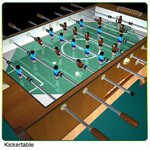 Click to download the 'Kickertable (for Poser)'