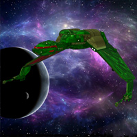 Klingon Bird of Prey DS image