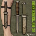 Click to download the 'M3-Trench Knife'