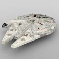 Millennium Falcon image