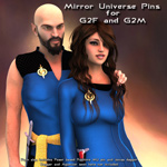 Click to download the 'Mirror Universe Accessories'